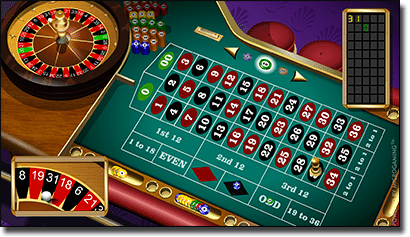 American roulette - games to avoid at online casinos