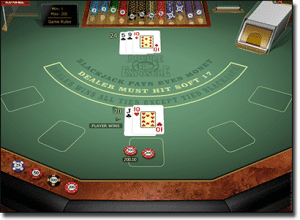 Play Blackjack Pro at Casino.com New Zealand