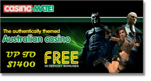 Play Online Blackjack for Real Money at Casino-Mate