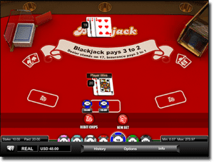 G'Day Casino Online AUD Blackjack