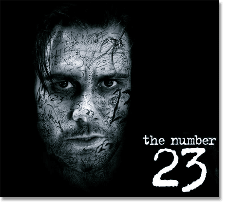 Jim Carrey The Number 23