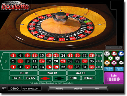 Gday Casino Roulette