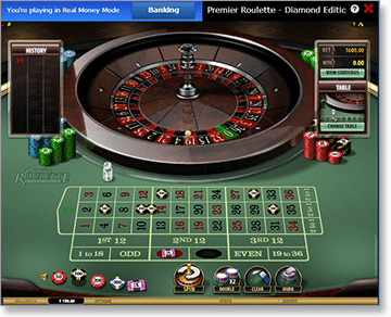 Play Premier Roulette at 7Sultans Casino